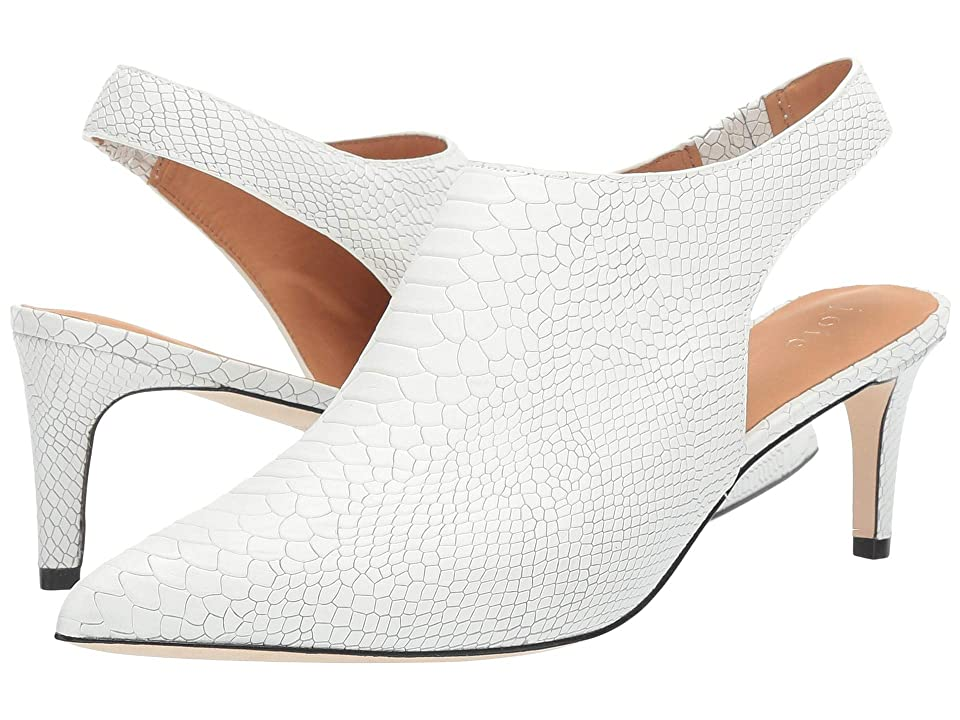 Joie Rines (White Python Stamped Calf) Women