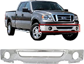 Best 2007 f150 front bumper replacement Reviews