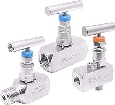 Best 3/8 needle valve Reviews