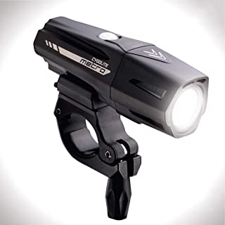 CYGOLITE Metro Pro– 1,100 Lumen Bike Light– 5 Night & 3 Daytime Modes– Compact & Durable– IP67 Waterproof– Secured Hard Mo...