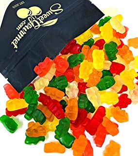 SweetGourmet Assorted Sugar Free Gummy Bears | 2 Pounds
