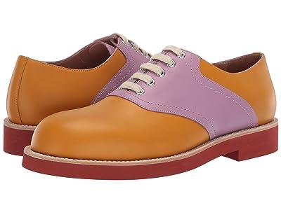 MARNI Multicolor Oxford (Honey/Light Lilac) Men