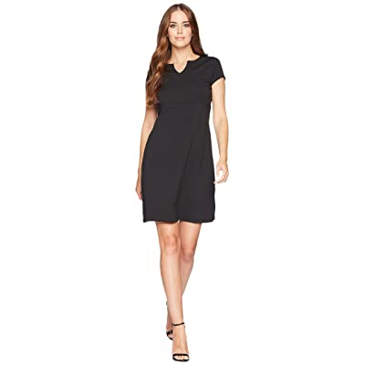 Aventura Clothing Harmony Dress (Black) Women