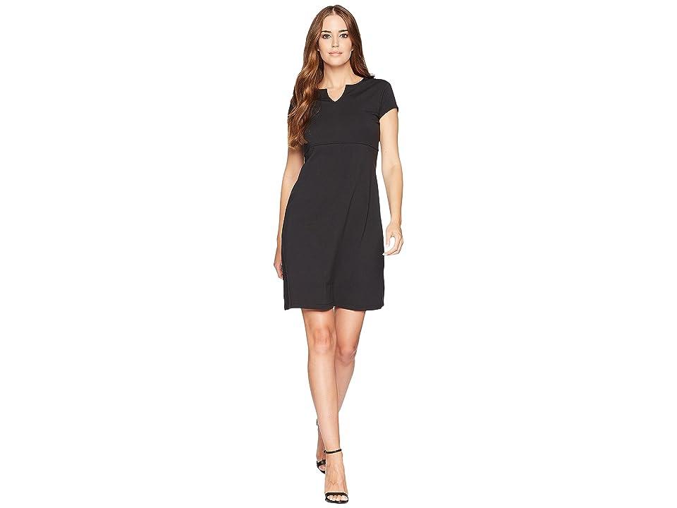 Aventura Clothing Harmony Dress (Black) Women