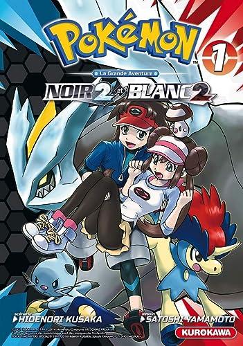 Pokémon Noir 2 & Blanc 2 1