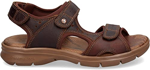 Sandalia de Hombre marrón Salton Explorer