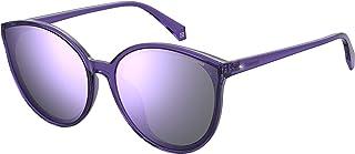 Polaroid Panto Sunglasses for Women - Purple