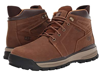 Caterpillar Casual Cohesion Ice+ Waterproof TX (Brown Sugar) Men