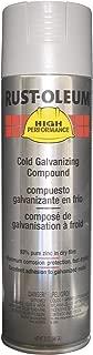 galvanised spray cold galvanised