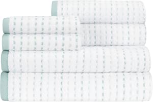 Parsnip White Seaglass 6pc Towel Set