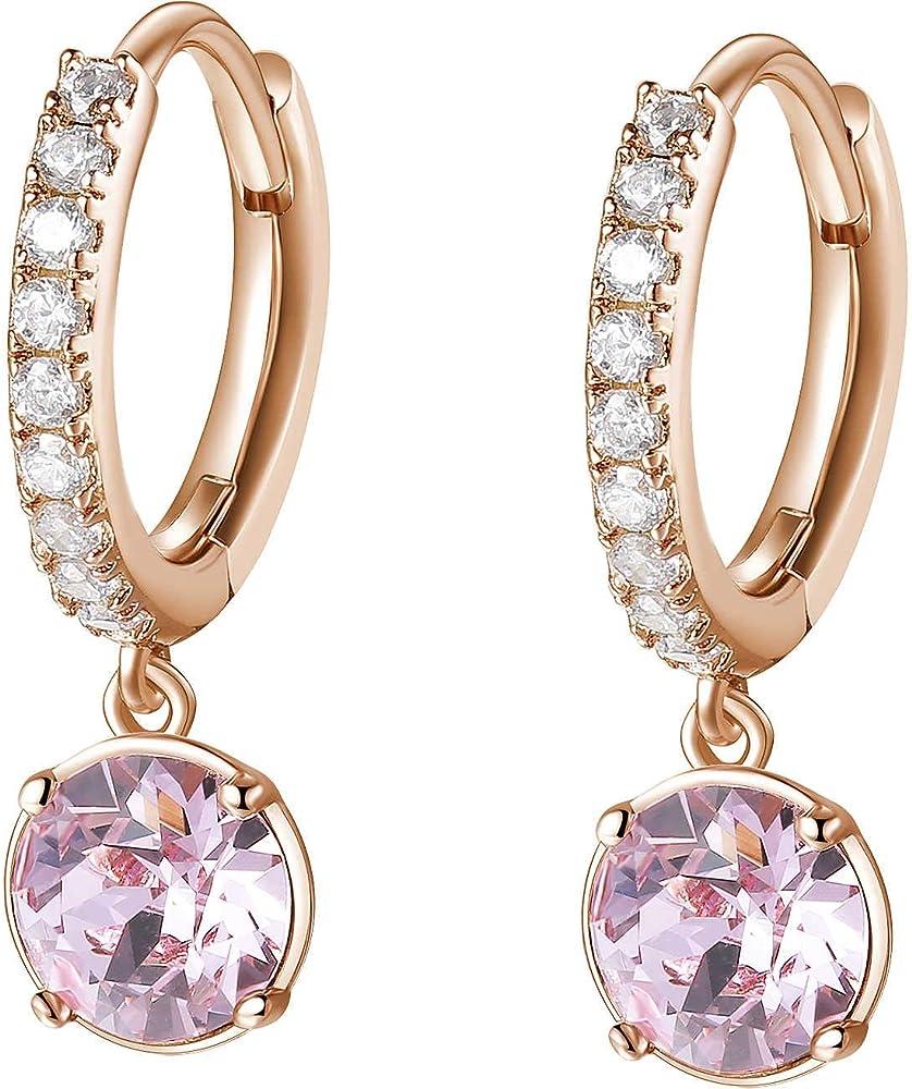 Brosway affinity  orecchini per  donna  in ottone e zirconi BFF133