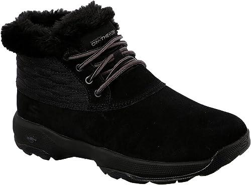 Skechers Gowalk Outdoors Baltic femmes Lace Up Ankle bottes noir noir noir 5 579