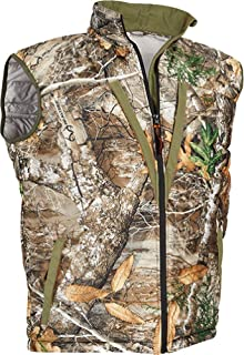 ArcticShield Men's Heat Echo Loft Vest, Realtree Edge, X-Large