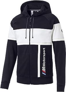 438e523c48b1b Puma Blouson de survêtement à Capuche BMW M Motorsport pour Homme
