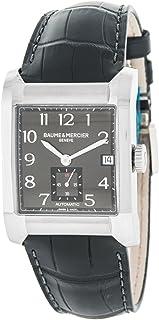 Baume & Mercier - Bau-8263 - Reloj de pulsera hombre, piel