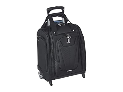 Travelpro Maxlite(r) 5 Rolling Underseat Carry-On (Black) Luggage