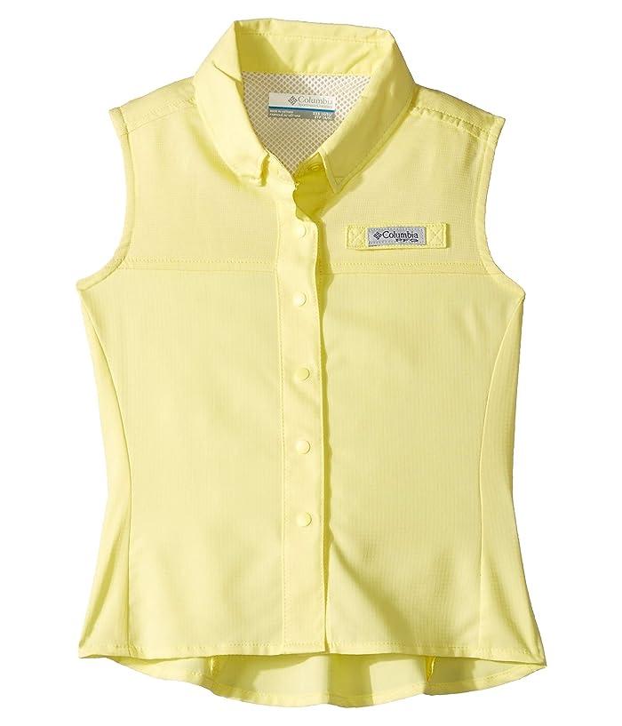 Columbia Kids Tamiamitm Sleeveless Shirt (Little Kids/Big Kids) (Sunnyside) Girl