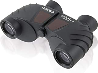 Steiner Safari Ultrasharp 8x25 Binoculars - Lightweight, Rugged, Compact - Perfect for Travelling, Nature Observation and ...