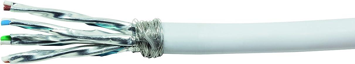 LogiLink Professional PrimeLine CPV0041 Câble patch S/FTP Cat. 7 Cuivre (Cu) LSZH Blanc 100 m 100 m