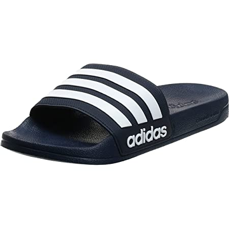 adidas Men's Cloudfoam Adilette Beach & Pool Shoes