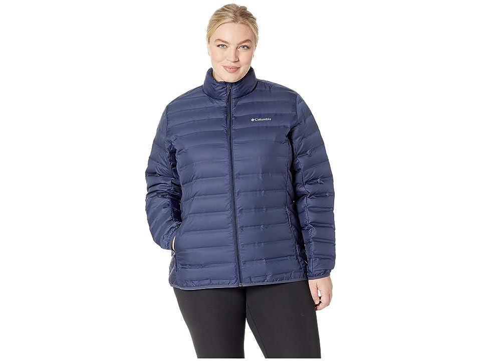 Columbia Plus Size Lake 22 Jacket (Nocturnal) Women