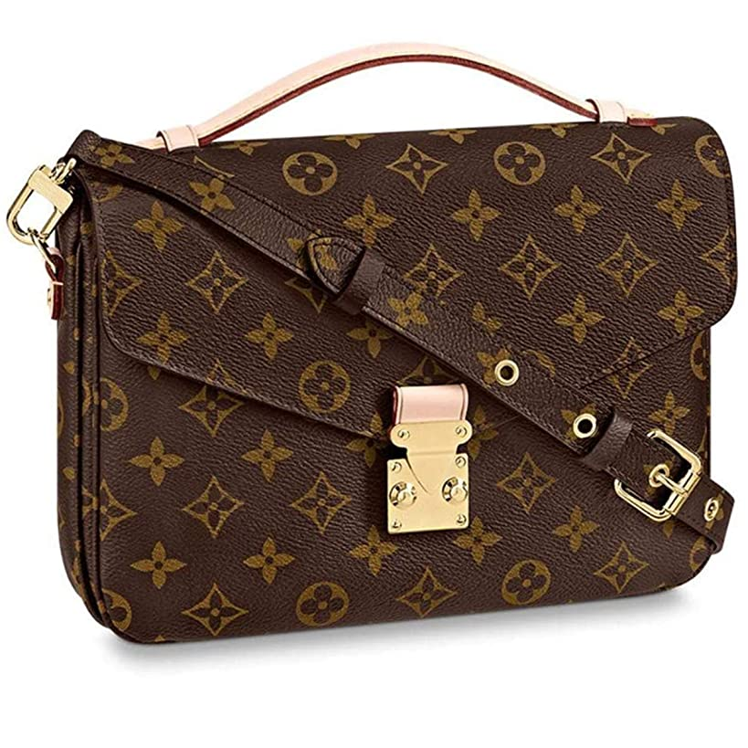 Carmen Pochette Soft Canvas CrossbodyHandbag Tote Bag Shoulder Bag