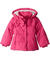 Kate Spade New York Kids - Bow Puffer Coat (Toddler/Little Kids)