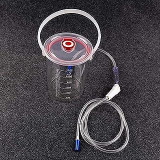 Enema Inflable Color : B Sistema de Limpieza de Bomba de Enema para Principiantes y Adultos Mayores LeslieZ