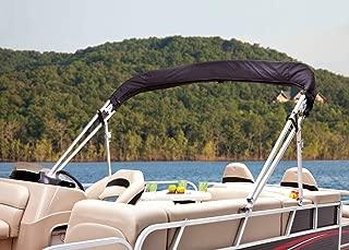 Dowco Marine 42075-22 Custom Fit Pontoon Boat Aft Bimini Top Canopy Storage Boot: LOWE SUNCRUISER, Red