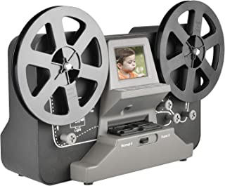 convert 8mm movie film to digital