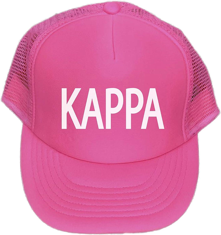 Kappa Kappa Gamma Sorority Trucker Hat