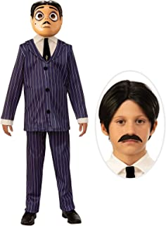 Addams Family Kids Gomez Costume Kit