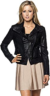 Best comme usa leather jacket Reviews