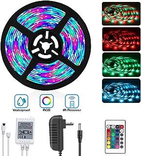 dual color led strip