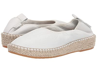 Cole Haan Cloudfeel Espadrille Loafers (Chalk Leather/Natural Jute) Women
