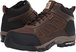 Lightweight Waterproof Work Hiker Carbon Nano Toe