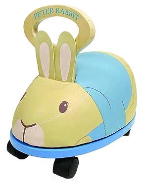 "Beatrix Potter Peter Rabbit Ride 'N' Roll, 12"""