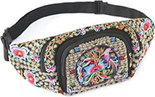 custom embroidered fanny packs