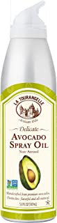 La Tourangelle Avocado Oil Spray 5 Fl. Oz., All-Natural, Artisanal, Great for Salads, Fruit, Fish or Vegetables, Great Buttery Flavor