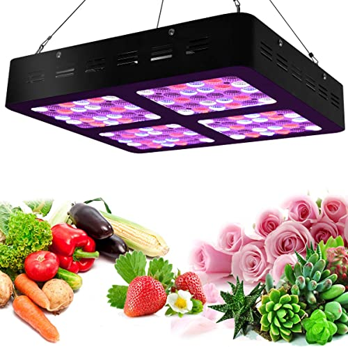 discount Giantex 600W LED Grow Light Full Spectrum for Indoor Plants Veg and Flower, Garden Greenhouse high quality Plant discount Growing Lights (600W) online