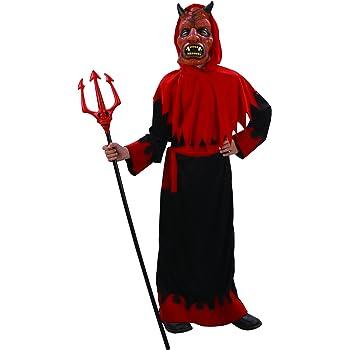 Disfraz de diablo niño - 7 - 9 años: Amazon.es: Juguetes y juegos