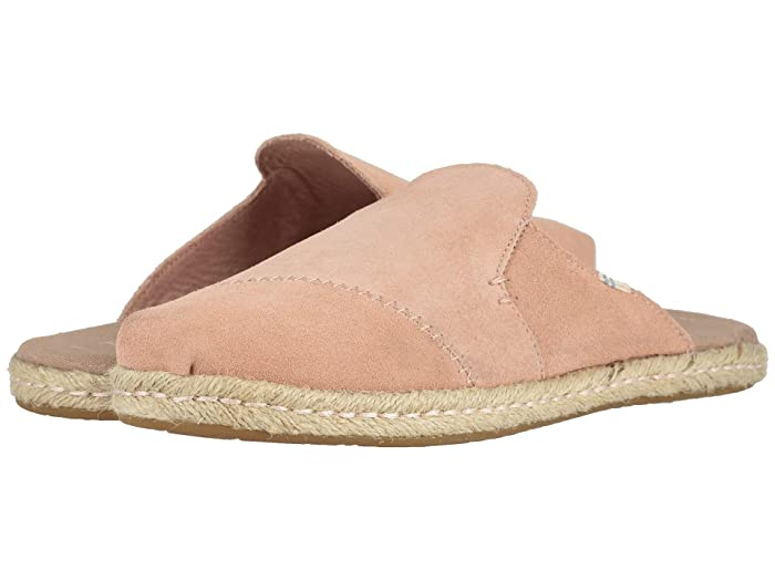 TOMS  Nova (Coral Pink Suede) Womens Shoes