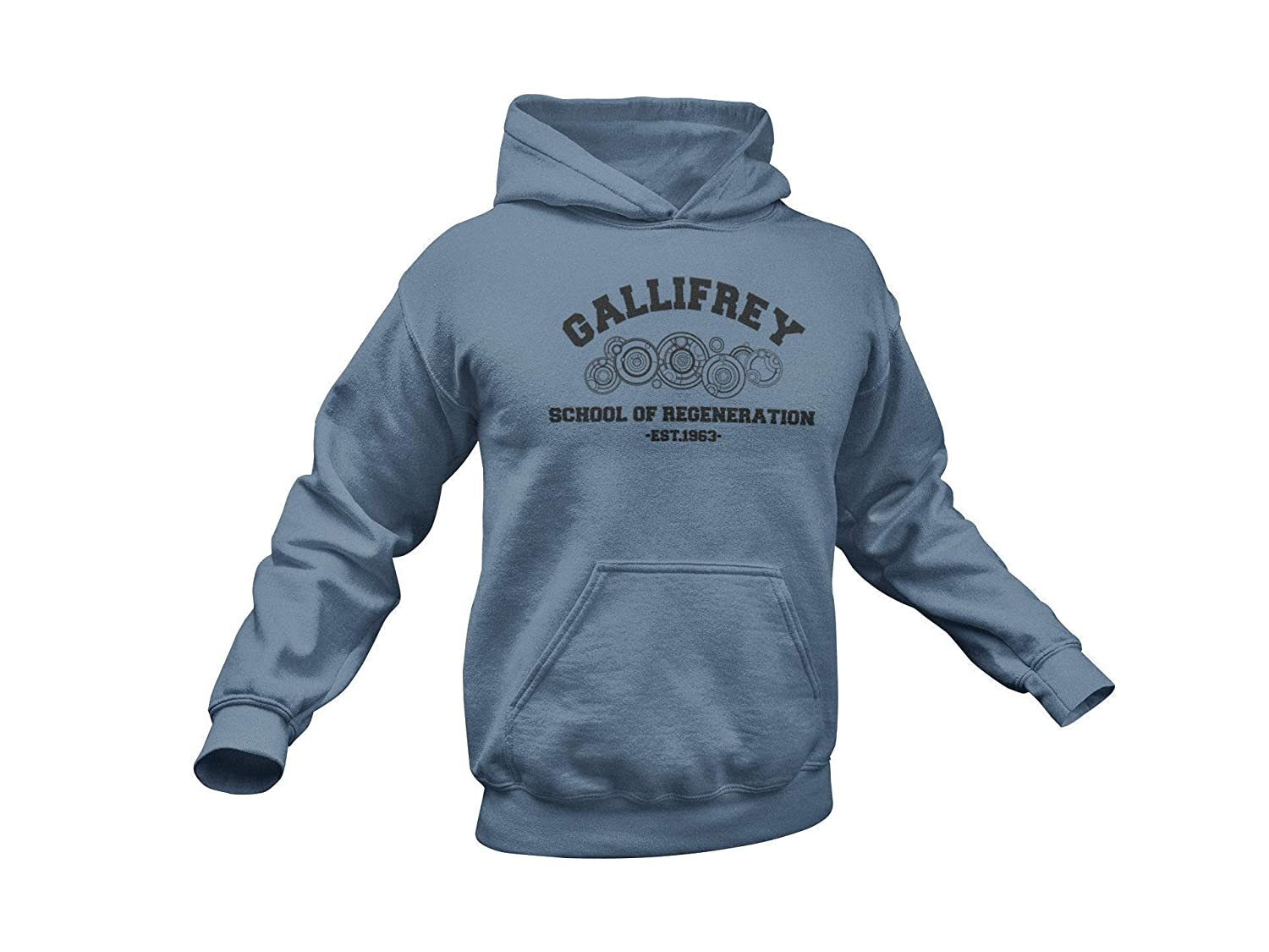 Gallifrey Hoodie. Time traveller Adult Inspired Large-scale sale Outlet ☆ Free Shipping i Unisex