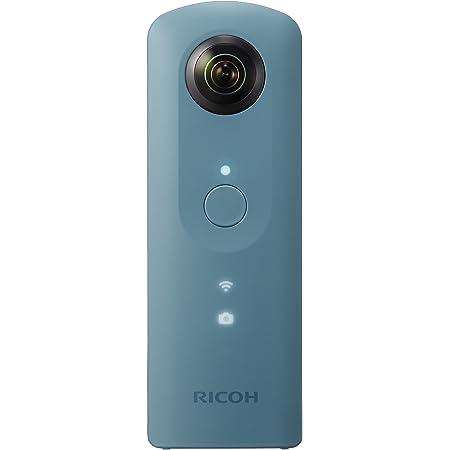 RICOH 360度カメラ RICOH THETA SC (ブルー) 全天球カメラ 910743
