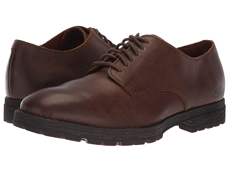 Born Leeds (Light Brown (Nutmeg) Full Grain Leather) Men