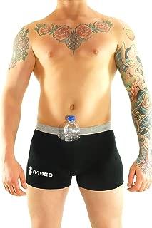 Mens Stash Boxers Hidden Pocket - Speak Easy Style Secret Briefs Rave Underwear
