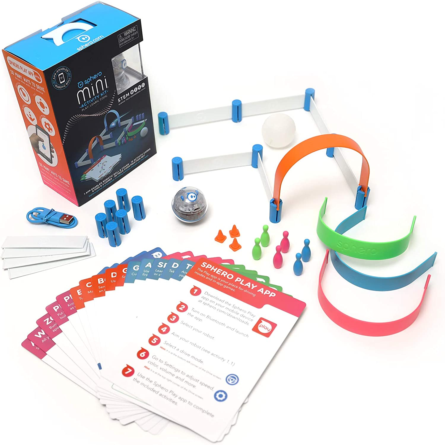 Sphero Mini Activity [Alternative dealer] We OFFer at cheap prices Kit: App-Enabled Programmable Ball Robot wi