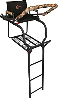 X-Stand Treestands The Duke 20' Single-Person Ladderstand