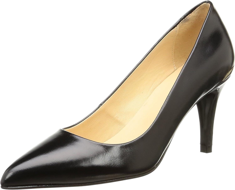 Jonak Womens Aysha Court shoes Black Size 40