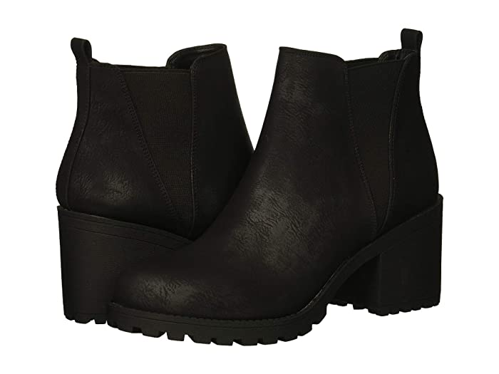 Dirty Laundry  Lisbon Sedona (Black) Womens Pull-on Boots